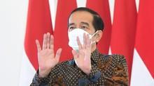 Jokowi soal Kendalikan Pandemi: Komentar Mudah, Praktik Sulit