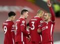 Liverpool vs Man Utd, Anfield Masih Suci
