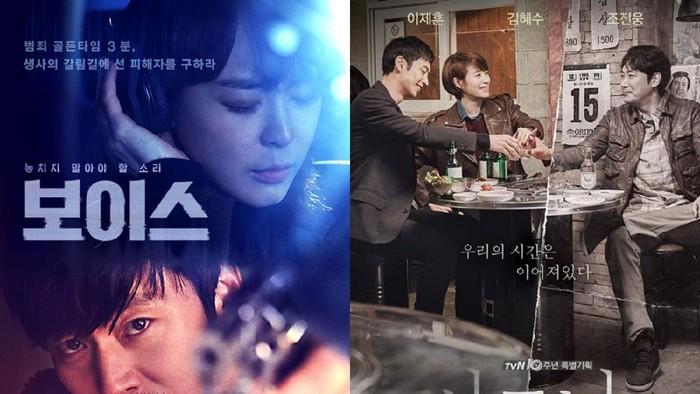 Menegangkan! Inilah 5 Rekomendasi Drama Thriller Korea Paling Seru!