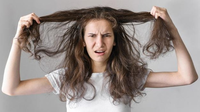 Mengatasi Rambut Rusak dengan Kandungan Keratin