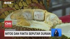 VIDEO: Mitos Dan Fakta Seputar Durian