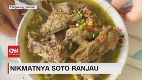 VIDEO: Nikmatnya Soto Ranjau