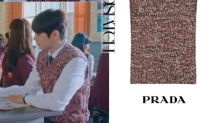 Outfit Cha Eun Woo