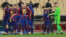 Puyol Pamer Jersey Spesial Barcelona untuk El Clasico