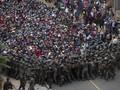 Ribuan Migran Honduras Ramai-ramai Bermigrasi ke AS