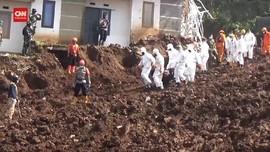 VIDEO: Korban Meninggal Longsor Sumedang 34 orang
