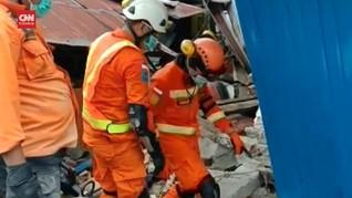 VIDEO: Korban Tewas Gempa Sulbar Bertambah Jadi 81 Orang