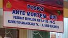 VIDEO: RS Polri Terima 308 Kantong Jenazah Sriwijaya Air