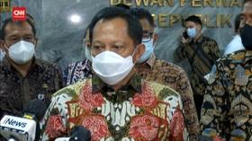 VIDEO: Tito Karnavian Doakan Listyo Sigit Jadi Kapolri