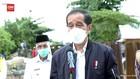 VIDEO: Sambangi Lokasi Banjir Kalsel, Ini Arahan Jokowi