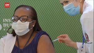 VIDEO: Restui Penggunaan Darurat, Brasil Vaksinasi Hari ini