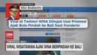 VIDEO: Viral Wisatawan Ajak WNA Berpindah ke Bali