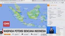 VIDEO: Waspada Potensi Bencana Indonesia