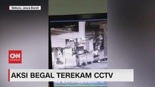 VIDEO: Pulang Belanja, Tukang Sayur Dibegal
