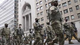 Usai Jaga di Pelantikan Biden, 200 Tentara AS Positif Corona