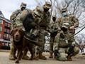 Diduga Ekstremis, 12 Tentara Kawal Pelantikan Biden Ditarik