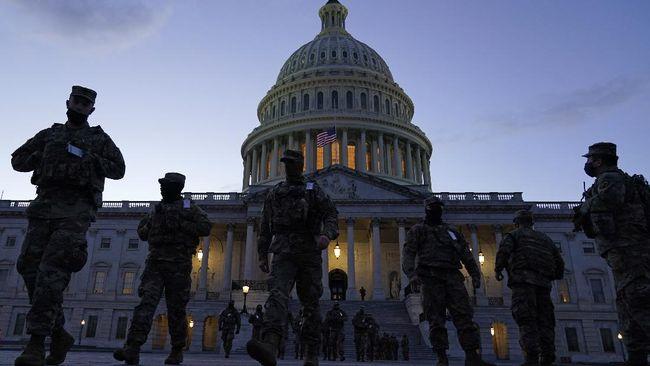 Mahkamah Agung Amerika Serikat menerima ancaman bom menjelang pelantikan presiden terpilih Joe Biden, Rabu (20/1) waktu setempat.