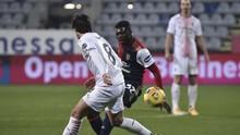 Klasemen Liga Italia, AC Milan Jauhi Inter