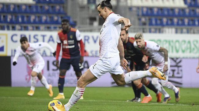 Posisi Cristiano Ronaldo di puncak daftar top skor Liga Italia berada dalam ancaman tiga ujung tombak elite termasuk Zlatan Ibrahimovic.