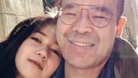 <p>Kala itu, usia Laura Basuki baru menginjak 23 tahun dan kariernya tengah naik daun. Meski jarak usia pasangan ini berpaut 11 tahun, hubungan keduanya terlihat harmonis dan jauh dari kabar miring, lho.(Foto: Instagram @laurabas)</p>
