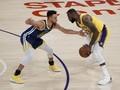 LeBron James Gagal Clutch, Lakers Ditekuk Warriors