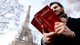 Berbulan-bulan Tutup, Resto Prancis Pertahankan Michelin Star