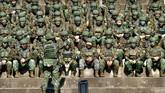 Taiwan menggelar latihan militer pada Selasa (19/1) untuk mengantisipasi serangan dari China.