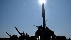 Adu Kuat Militer China dan Taiwan yang Siap Perang
