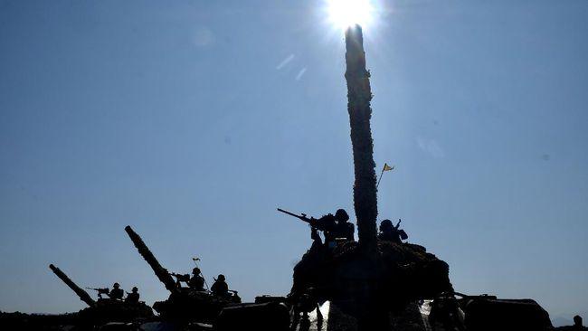 Peningkatana intimidasi militer China dalam beberapa waktu terakhir membuat Taiwan menyiapkan diri menghadapi kemungkinan konflik terbuka dengan Beijing.