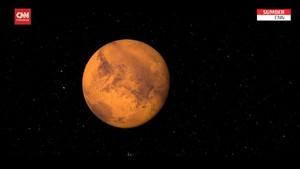 VIDEO: NASA akan Rekam Suara Atmosfer Mars Disiarkan ke Bumi