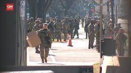 VIDEO: Washington DC Dijaga Ketat Jelang Inagurasi Joe Biden