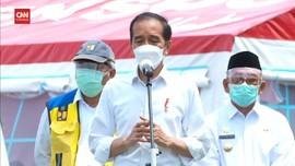 VIDEO: Jokowi Janjikan Bantuan Untuk Korban Gempa di Sulbar