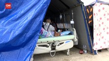 VIDEO: Tenaga Medis Kewalahan Tangani Korban Gempa Sulbar