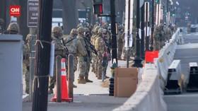 VIDEO: Kelompok Ekstremis Bersenjata Ancam Berunjuk Rasa