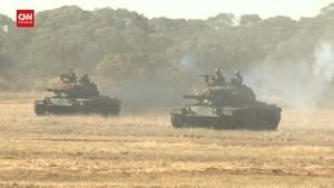 VIDEO: Melihat Latihan Militer Taiwan, Persiapan Hadapi China