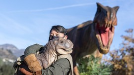 Alasan Psikologis Anak Gemar Mainan Dinosaurus
