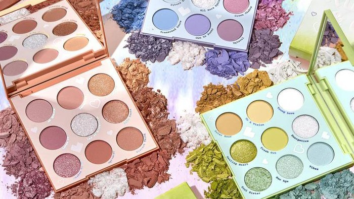 5 Eyeshadow Palettes Warna Pastel, Cocok Buat Bikin Mata Makin Cling!