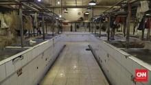 DKI Buka 5 Pasar Daging Beku Sikapi Aksi Mogok Pedagang