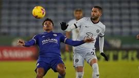 Jadwal Siaran Langsung Final Piala FA: Chelsea vs Leicester