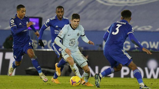 Berikut prediksi final Piala FA antara Chelsea dan Leicester City yang akan berlangsung di Stadion Wembley, Sabtu (16/5) malam WIB.