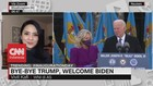VIDEO: Bye-Bye Trump, Welcome Biden