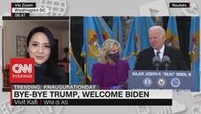 VIDEO: Bye-Bye Trump, Welcome Biden