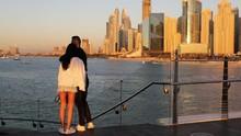 FOTO : Dubai, Surga Pesta di Tengah Pandemi