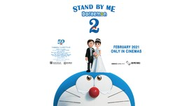 Riuh Warganet Lihat Nobita Menikah di Stand by Me Doraemon 2