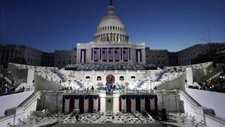 Pendukung Trump Ancam Serbu Capitol Hill, DPR AS Batal Rapat