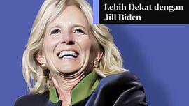 INFOGRAFIS: Lebih Dekat dengan Jill Biden