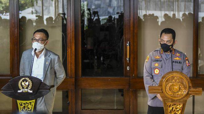 Wakil Ketua Komisi III DPR Adies Kadir mengaku sudah mengirim surat ke pimpinan DPR agar segera menggelar paripurna mengesahkan Listyo Sigit sebagai Kapolri,