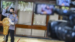 Polri Beberkan Konsep PAM Swakarsa Versi Listyo Sigit Prabowo