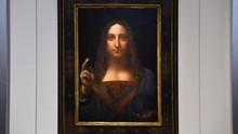 Dicuri, Kopian Lukisan da Vinci Berusia 500 Tahun Ditemukan