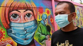 23 Kelurahan di Kota Tangerang Masuk Zona Merah Covid-19